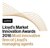 Lloyd's Market Innovation Winner 2016