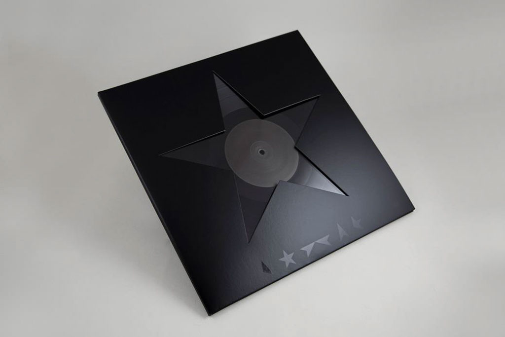 David Bowie Blackstar album