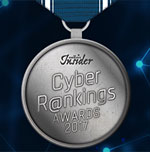 Insider Cyber Rankings Awards 2017